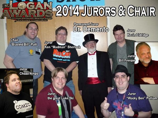 Logan Awards 2014 Jurors And Chair 600